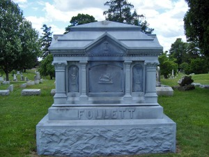 Cedar Hill Cemetery, Newark, Ohio