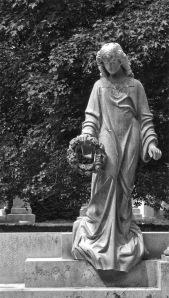 Nicolay monument, Spring Grove Cemetery
