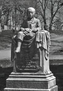 George Blount, Green Lawn Cemetery, Columbus, Ohio